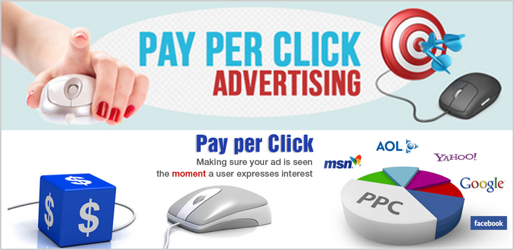 Image result for pay per click ads